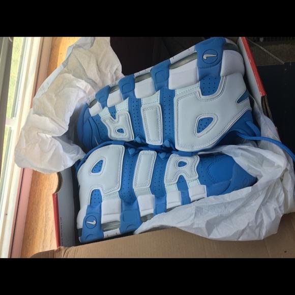 super popular a807b 3bca6 Nike air more uptempo UNC. M 5be069ff6197454095385f75